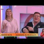 Herman José levanta a camisola a Vanessa Oliveira – Há Tarde – RTP1