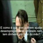 Hitler preside à troika que salva Portugal