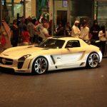 Hora de ponta no Dubai