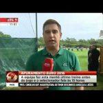 Jornalista da SIC (Nuno Luz) diz palavrão em direto