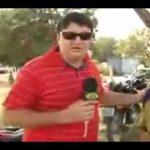 Jornalista tenta entrevistar mudo