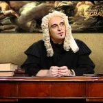José Castelo Branco e Lady Betty no Tribunal – Estado de Graça – RTP1