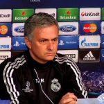 José Mourinho responde a Fernando Burgos, da Onda Cero