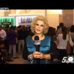José Pedro Vasconcelos – Lili Caneças – Moda Lisboa – 5 Para a Meia Noite – RTP1