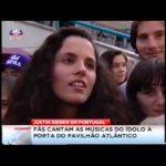 Justin Bieber em Lisboa – Portugal – Reportagem Jornal da Noite – SIC – 10 de Março