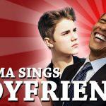 Justin Bieber tem um concorrente à sua altura – Barack Obama