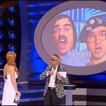 Manuel Luís Goucha e Cristina Ferreira – A Luta é Alegria – Imitação dos Homens da Luta – A tua cara não me é estranha – TVI