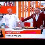Manuel Luis Goucha – Ele desmaiou, mas vamos continuar – Você na TV – TVI