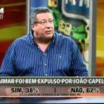 Manuel Serrão Revoltado Com os Jogadores do Porto – TVI24