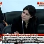 Mariana Mortágua deixa Zeinal Bava sem palavras durante inquérito parlamentar