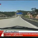 Mário Soares é multado e diz que o Estado é que vai pagar a multa – SIC
