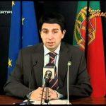 Ministro das Finanças e seu polvo amestrado – Estado de Graça – RTP1
