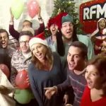 Música de Natal da RFM – 2014 – RFM + D.A.M.A. feat. B4 – Natal do Embrulhado