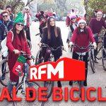 Música de Natal da RFM – Natal de Bicicleta – 2016