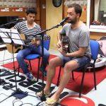 "Música – Vasco Palmeirim com António Zambujo – ""Jorge"" – Jorge Jesus – Rádio Comercial"