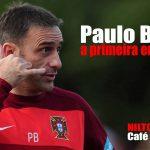 Nilton (Alcides) entrevista Paulo Bento – Café da Manhã – RFM