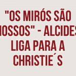 Nilton/Alcides liga para a Christie's por causa dos Mirós – RFM