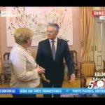 Nilton – Angela Merkel com Cavaco Silva e Pedro Passos Coelho – 5 Para a Meia Noite – RTP1