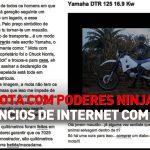 Nilton – Anúncios de internet com som – Moto com poderes Ninja – RFM