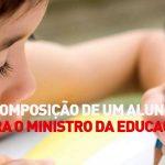 Nilton – Carta ao ministro da educação – Café da Manhã
