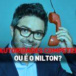 Nilton – é das autoridades competentes …ou é o Nilton – Café da Manhã – RFM