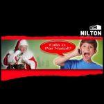 Nilton – Fala o Pai Natal? – Café da Manhã – RFM