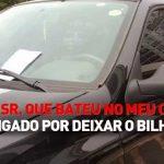 Nilton – Fala o Sr. que bateu no meu carro? – Café da Manhã – RFM