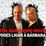 Nilton liga à Bárbara Elias (mulher de Nuno Graciano) – Café da Manhã – RFM