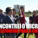 Nilton liga para a CMTV a dizer que encontraram o microfone – RFM
