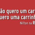 Nilton liga para as finanças – Não quero um carro! – Café da Manhã – RFM