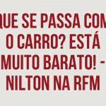 Nilton liga para o CustoJusto – Café da Manhã – RFM