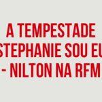Nilton liga para o instituto de meterologia – Café da Manhã – RFM