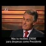 Nilton – Porque não chegam os 10 mil euros ao Aníbal?