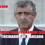 Nilton – RFM fala com Fernando Santos – Café da Manhã – RFM