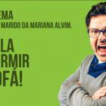 Nilton – Telefonema – A Mariana vai dormir no sofá – RFM