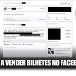 Nilton – Telefonema – Anda a vender bilhetes no facebook? – RFM