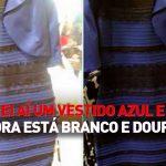 Nilton – Telefonema – comprei aí um vestido azul e preto e agora está branco e dourado! – RFM