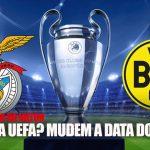 Nilton – Telefonema – Fala da UEFA? Mudem a data do jogo! – RFM