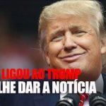 Nilton – Telefonema – Nilton ligou ao Trump para lhe dar a notícia – RFM