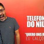 Nilton – Telefonema – Quero uns Ribóquis – eu calço o 43! – RFM