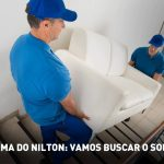 Nilton – Telefonema – Vamos buscar o sofá a casa – RFM
