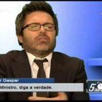 Nilton – Vitor Gaspar, diga a verdade – 5 Para a Meia Noite – RTP1