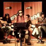 Nu Soul Family cantam Alone dos Liquideep – RFM – Sem Palheta – 24 de Setembro