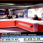 Nuno Melo leva uma chapada de luva branca em directo na SIC Notícias