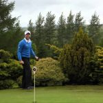O artista do Golf
