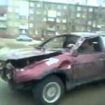 O carro típico da Rússia