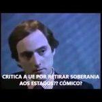 O Paulo Portas tem a memória curta