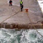 O porto mais pequeno e mais perigoso do mundo?