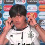 O prognóstico de Joachim Löw para Portugal na final do Euro 2016