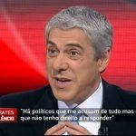 O regresso de José Sócrates à RTP1 como comentador político